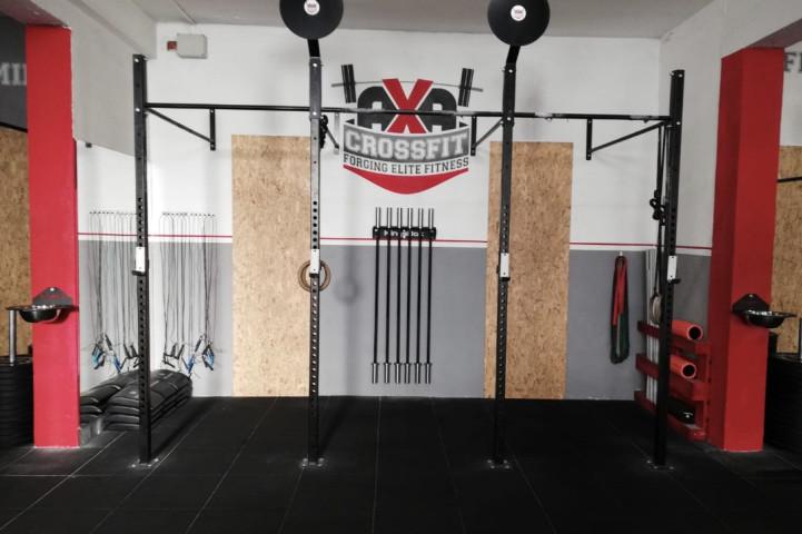 Palestra Axa CrossFit Roma