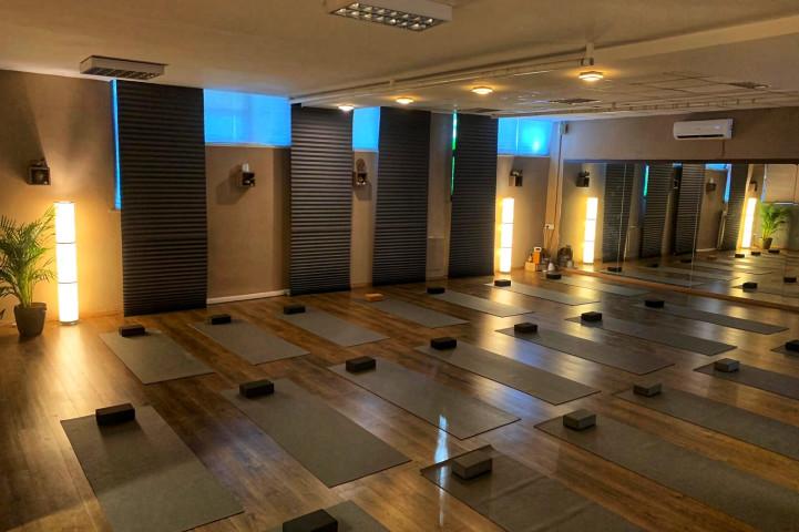 Palestra Yo Yoga Studio Roma