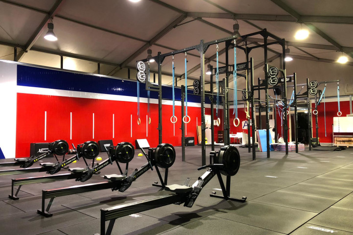 Palestra AA Fit Eur  Roma