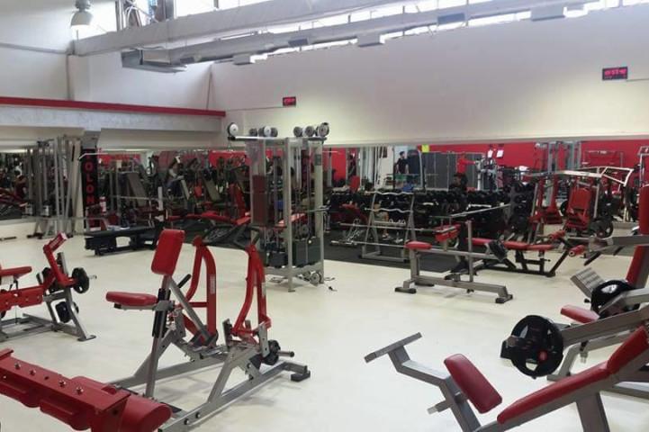 Palestra PPT Fitness Gym Napoli
