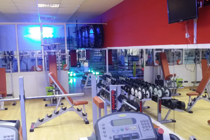 Palestra In Fit Club Napoli