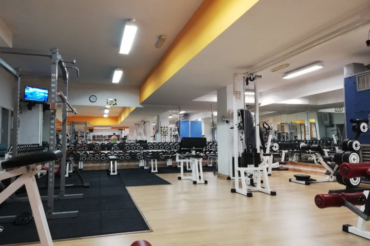 Palestra Overload Gym Roma