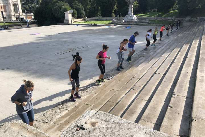 Palestra Betude Fitness Villa Borghese Roma