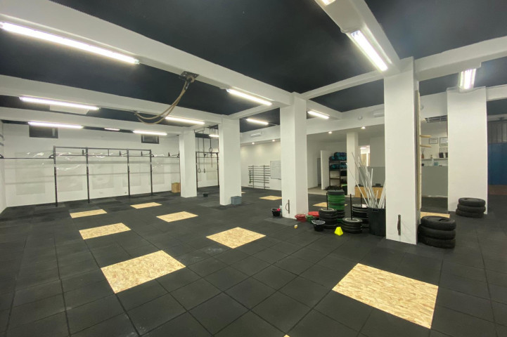 Palestra CrossFit Mefisto Roma
