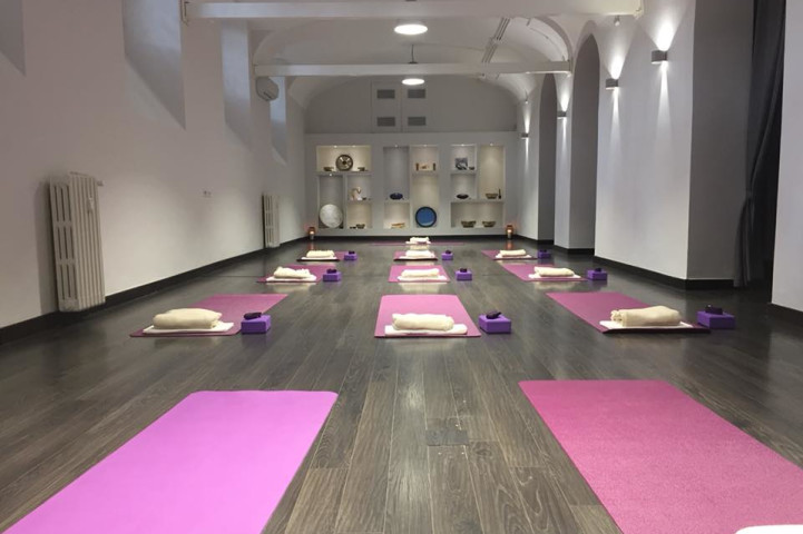 Palestra EKAM Yoga Lab  Roma