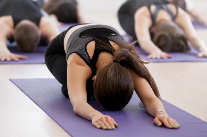 Palestra Centro Yoga Samadhi Torino