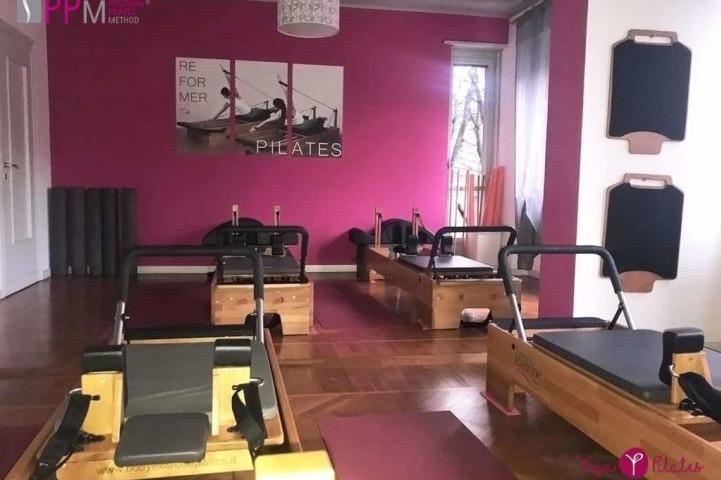 Palestra Yoga Pilates Orbassano Torino
