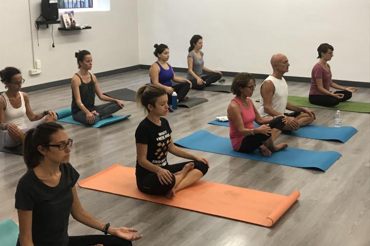 Palestra Urban Yoga Torino