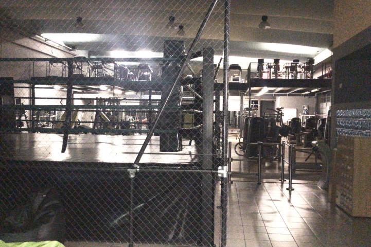 Palestra Equilibrium Fitness Club Milano