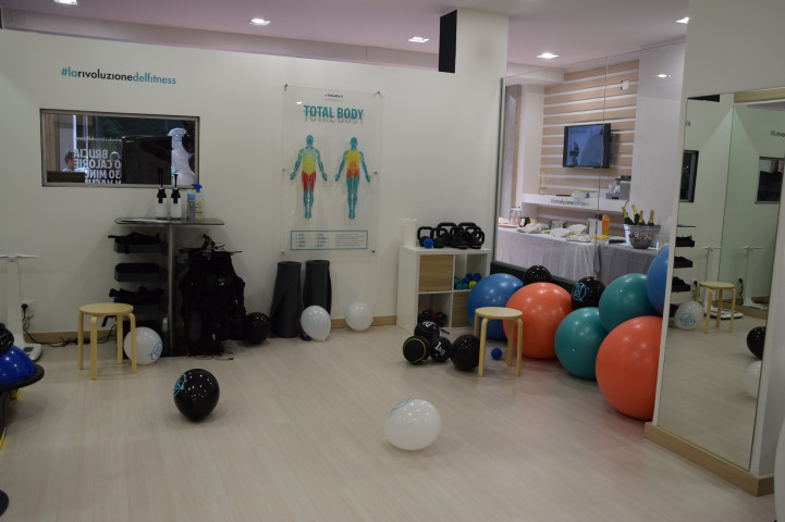 Palestra Fit and Go Mestre Venezia