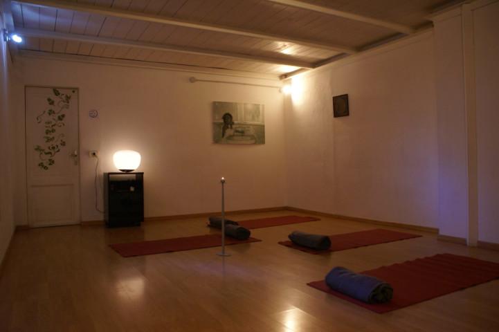 Palestra Scuola di Yoga Shakti  Firenze