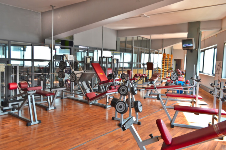 Palestra Sky Gym Napoli