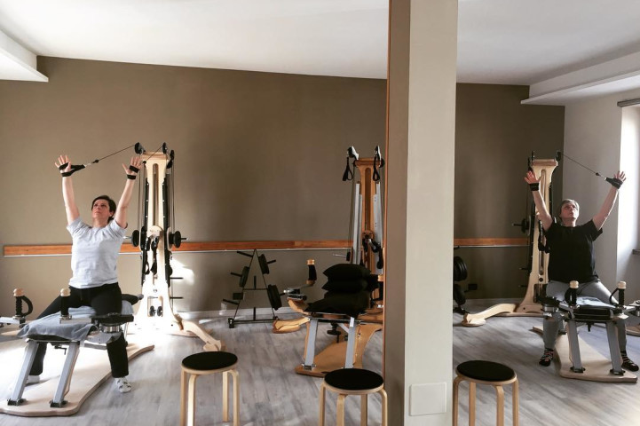 Palestra Studio3 New Directions GYROTONIC Firenze