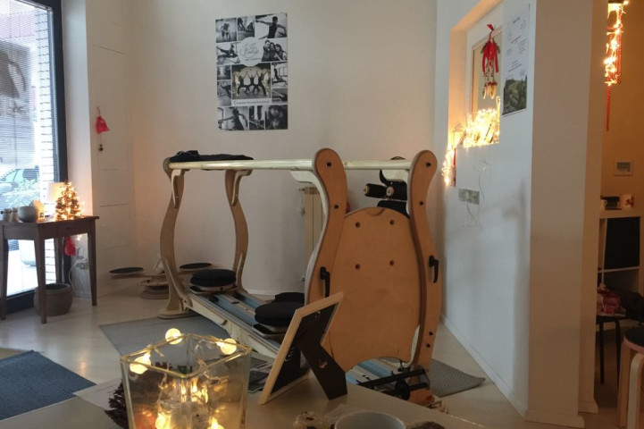 Palestra Studio3 New Directions GYROTONIC Prato Prato