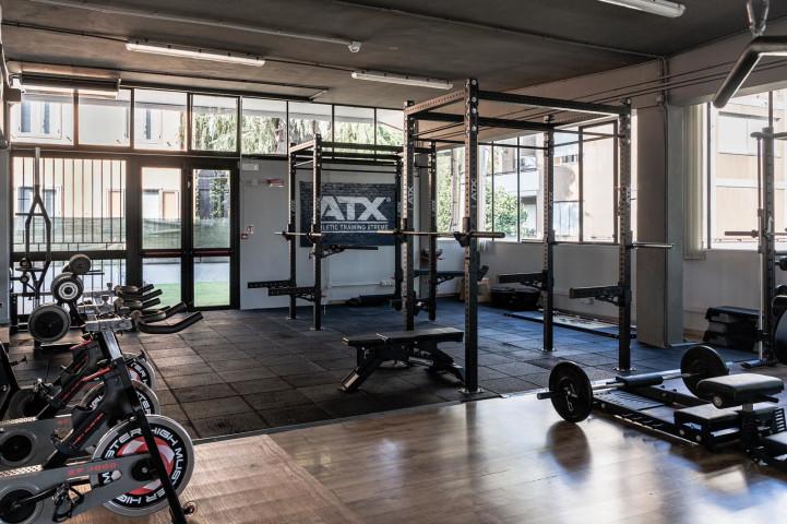 Palestra Neptune Gym  Bologna
