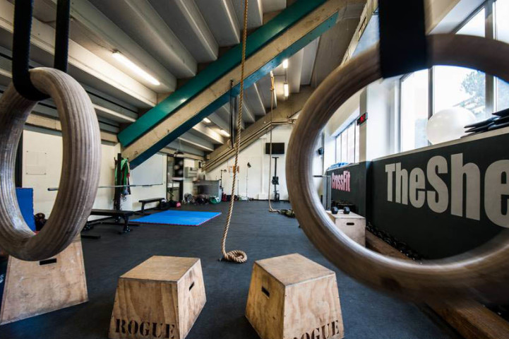 Palestra CrossFit The Shelter Milano