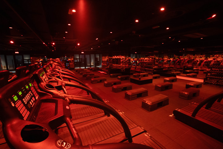 Palestra Barry's Bootcamp - Via Senato Milano