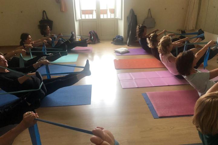 Palestra Yoga Ora e Qui Napoli