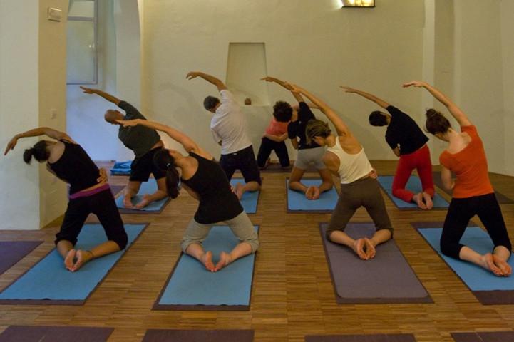 Palestra Centro Yoga Bhadra Milano