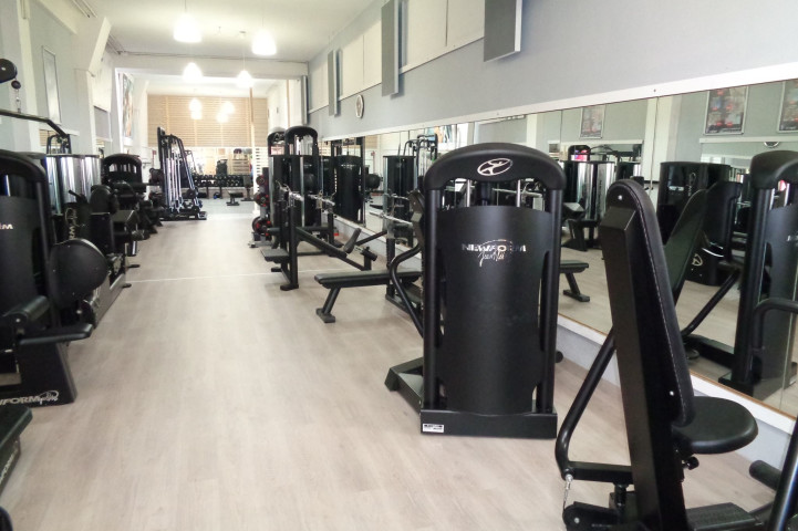 Palestra Up Level Avellino