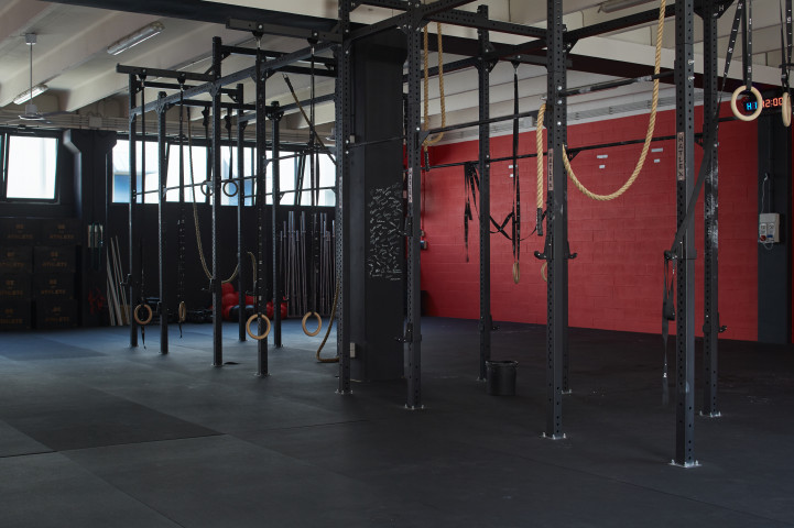 Palestra Crossfit Iron Kings Padova