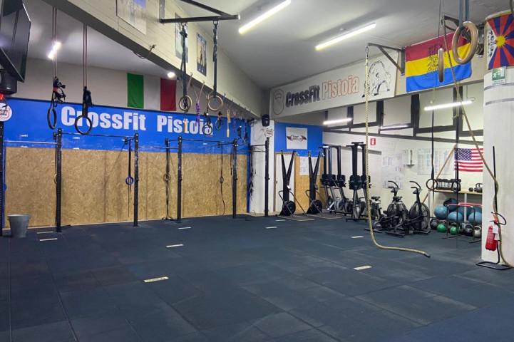 Palestra CrossFit Pistoia Pistoia