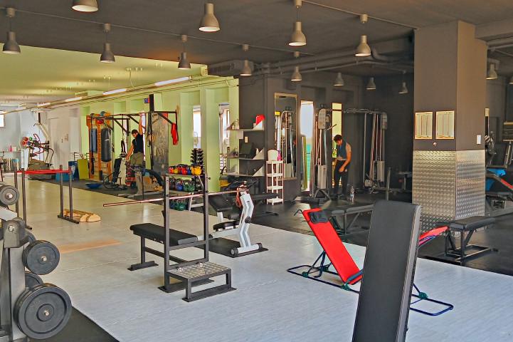 Palestra Fitness Island Udine