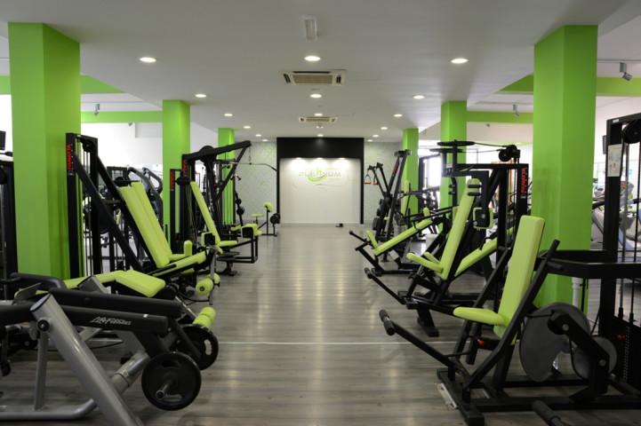 Palestra Platinum Gym Caserta