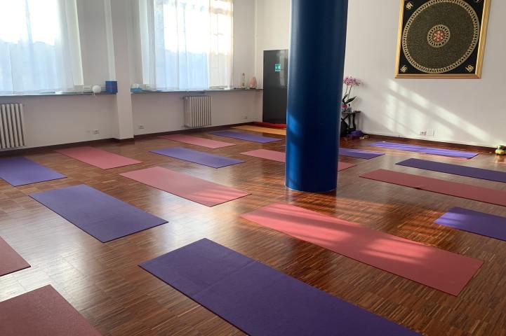Palestra Yogabile Milano