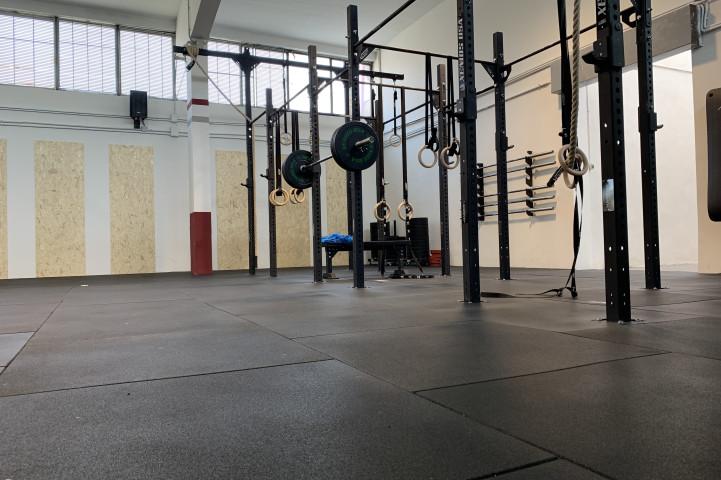 Palestra Prenestina CrossFit Roma