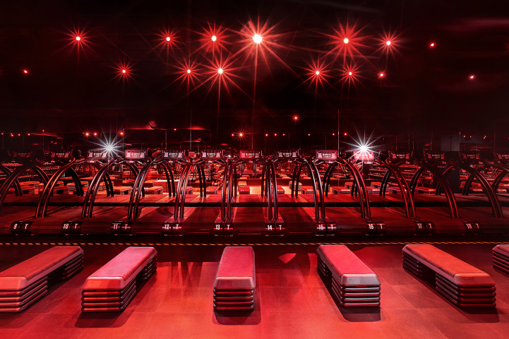 Palestra Barry's Bootcamp - CityLife Milano