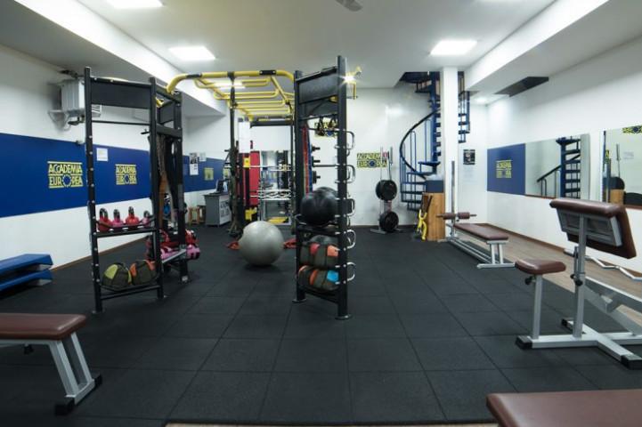 Palestra Accademia Europea Fitness Milano