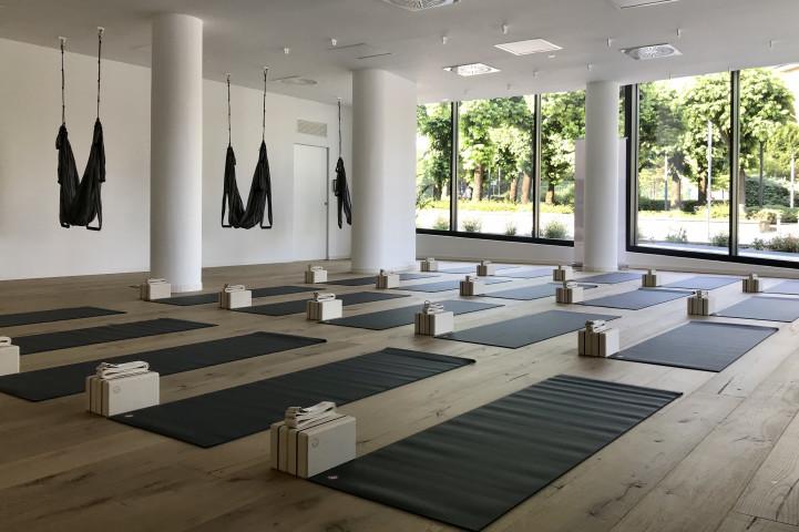 Palestra Yoga Space Bergamo Sala Eco Bergamo