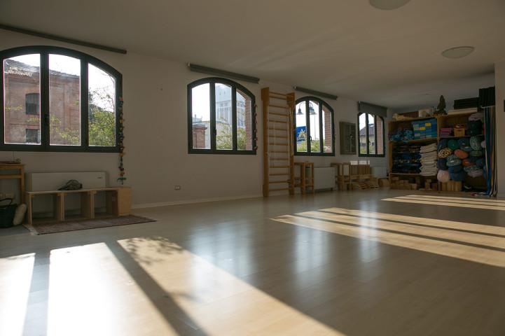 Palestra Yoga Ravenna Ravenna