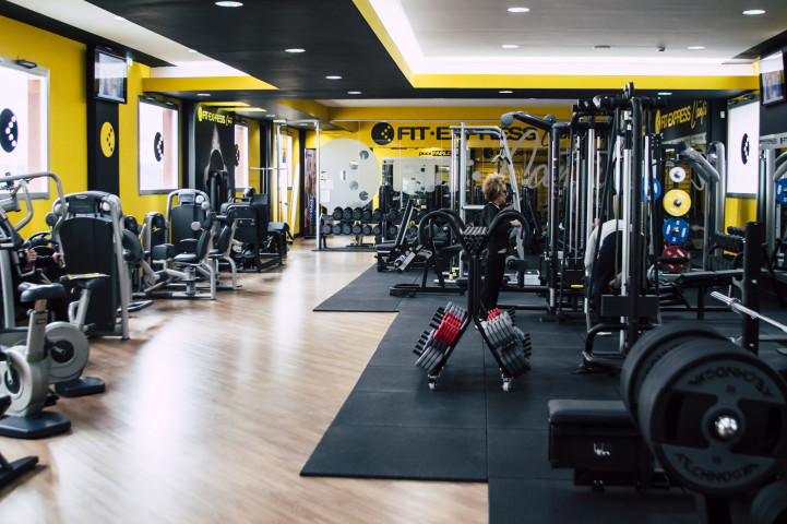 Palestra Fit Express Cantù Como