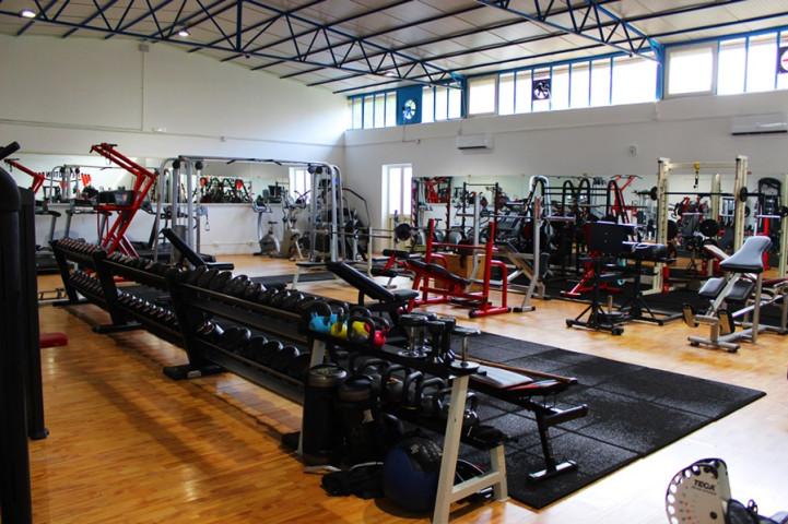 Palestra R.Evolution Gym Napoli