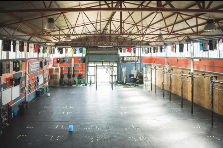 Palestra CrossFit Ardeatino Roma