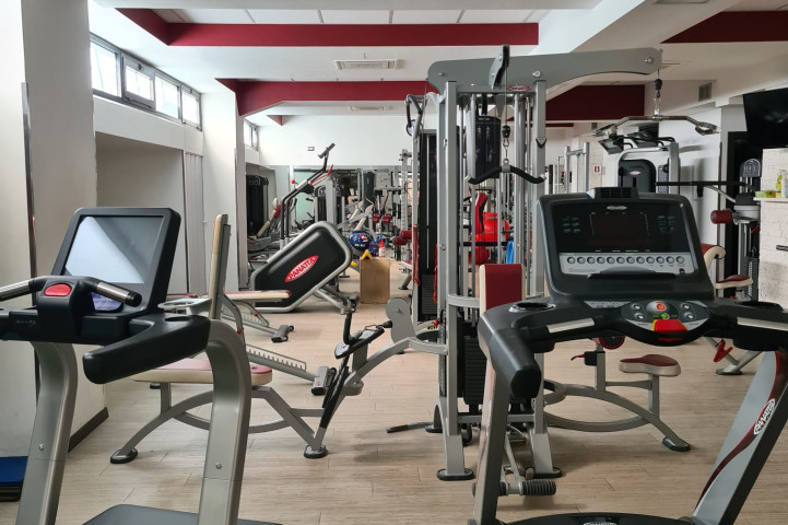 Palestra Gym Studio Laboratorio Fitness Roma