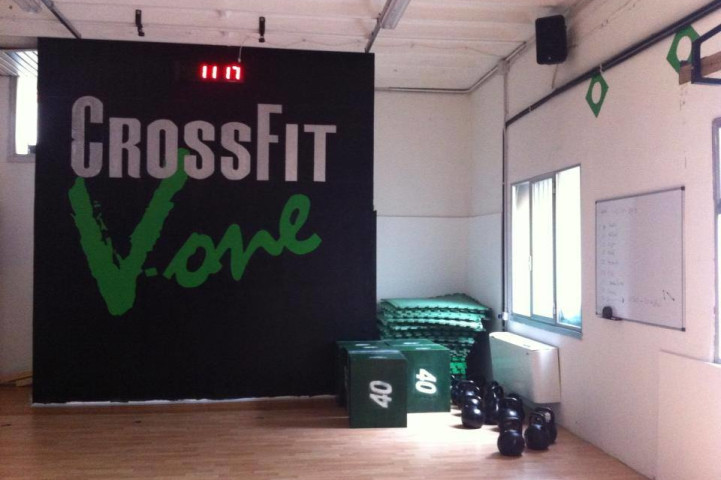 CrossFit V-one