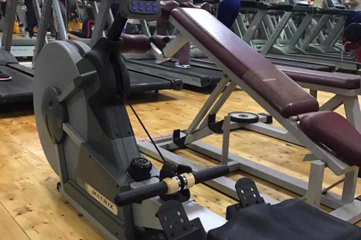 New American Fitness