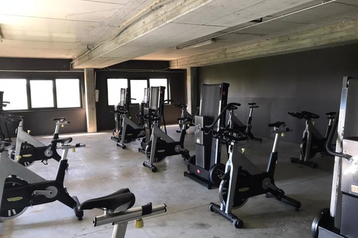 Zer03 Fitness Club