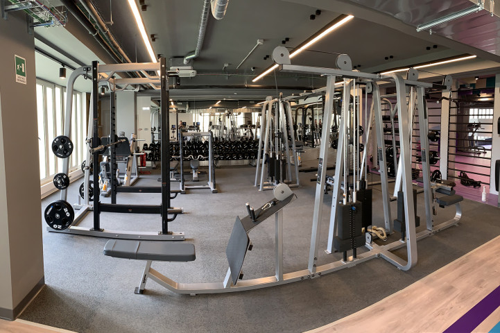Anytime Fitness Marghera