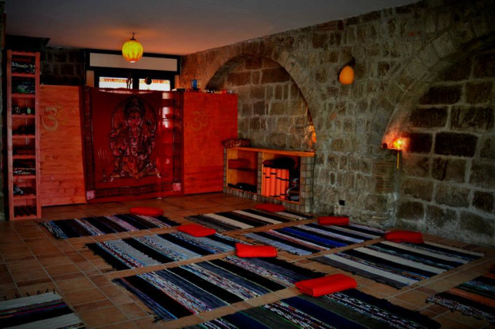Centro Yoga Saraswati