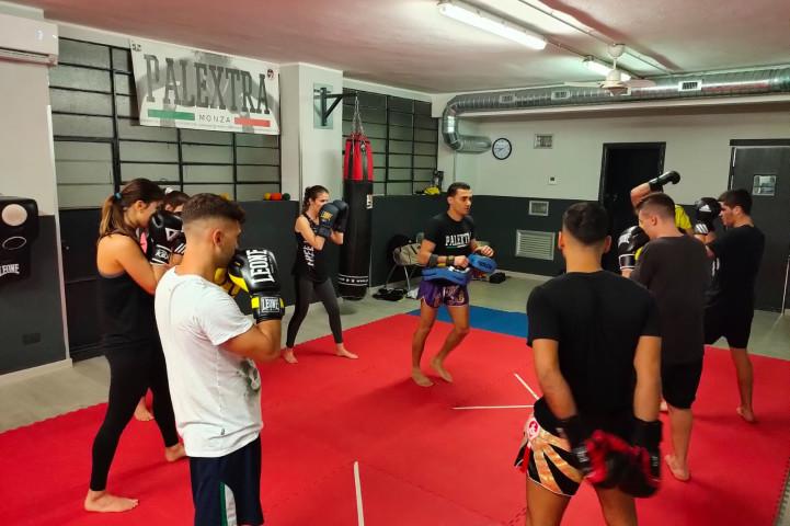 Palextra Monza Boxe e  Kick Boxing