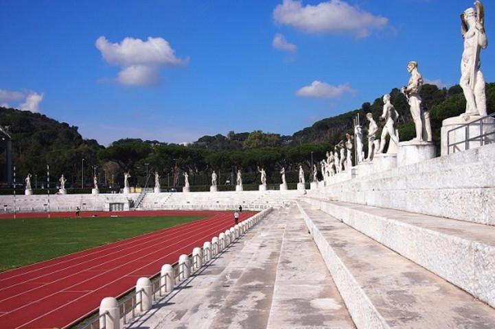 Roma Fitness Outdoor Stadio Dei Marmi