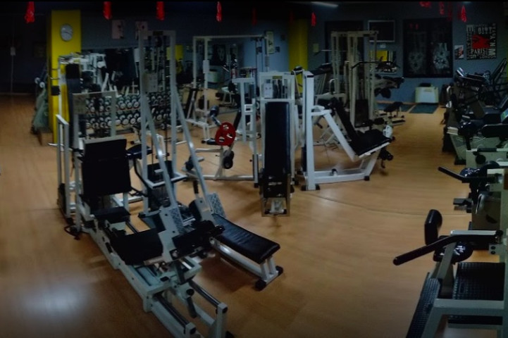 Sovico Fitness Club