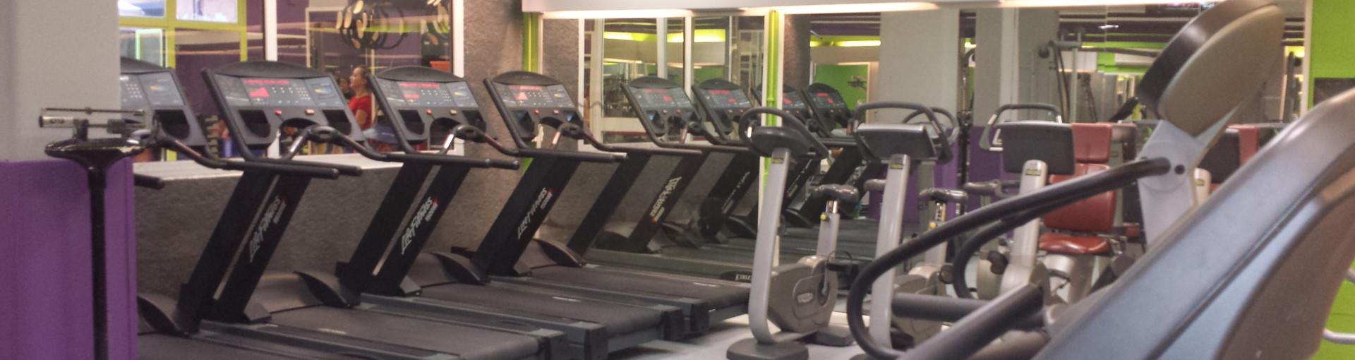 Crunch Fitness Club - Roma