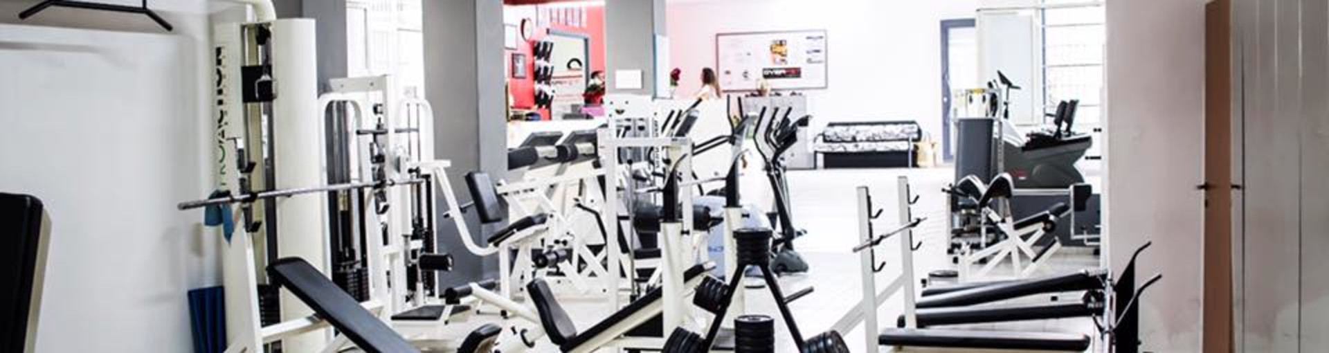 Over Fit Fitness Center - Catania