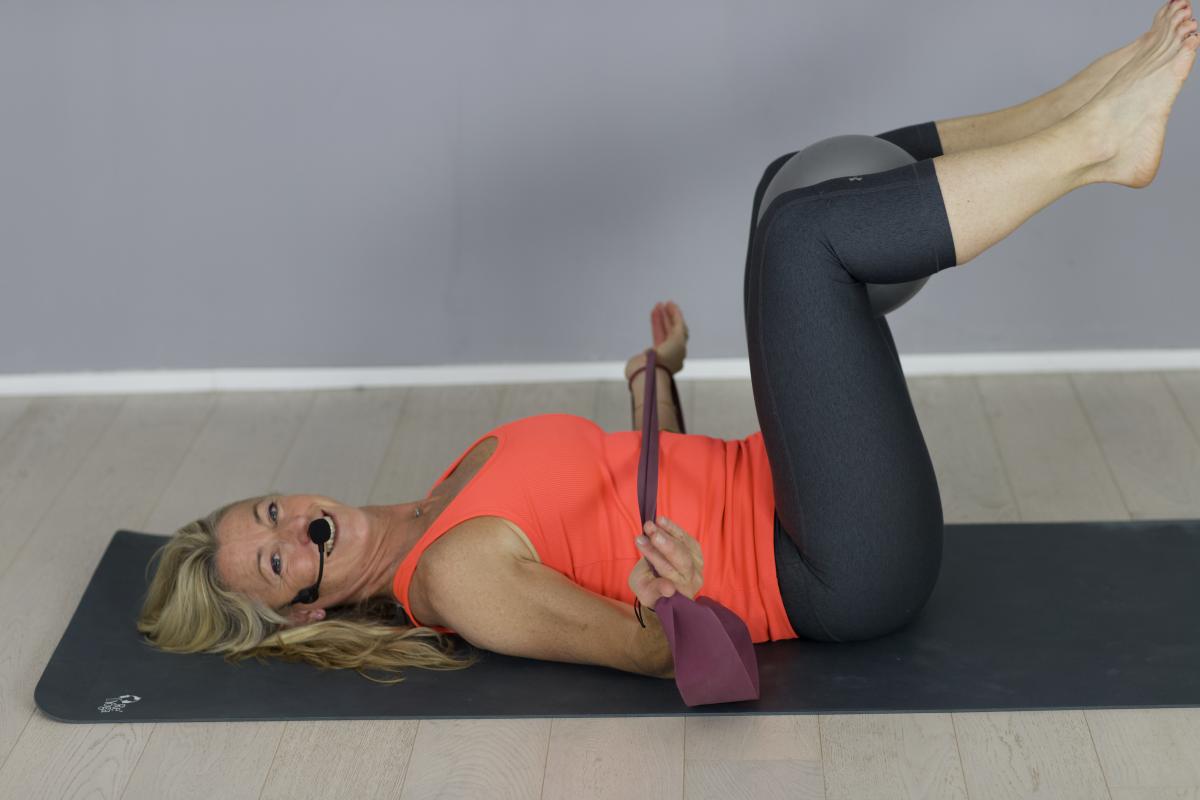 Pilates Matwork 8