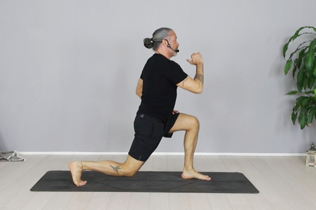 HIIT YOGA: Legs & Core